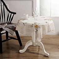 toalhas de mesa bordados clássico toalha 85 * 85 centímetros