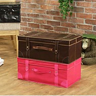 Storage Boxes Oxford withFeature is Lidded , For Ties / Underwear / Cloth / Quilts