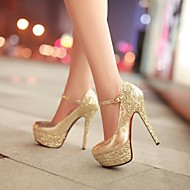 Women's Shoes Round Toe Stiletto Heel Pumps Shoes More Colors Available