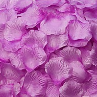lila Rosenblätter Tischdekoration (Set von 100 Blütenblätter)