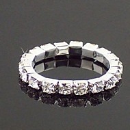 Women's Alloy Rhinestone Ring