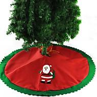 juletræ nederdel dekoration santa claus diameter 90cm