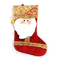 ハイエンドのステレオサンタのクリスマスの靴下(12個セット)