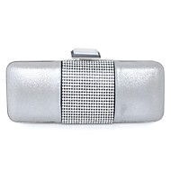 Matte Silk Wedding / Special Occasion Clutches / Evening Handbags with Rhinestones (More Colors)