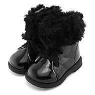 Støvler ( Sort/Lyserød/Hvid ) - GIRL - Snestøvler