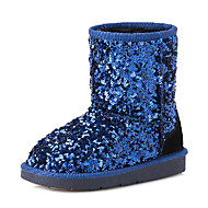 Boy's / Girl's Boots Spring / Fall / Winter Comfort / Combat Boots / Snow Boots / Fashion Boots Synthetic Flat Heel Sparkling Glitter