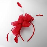 Celada Bandas de cabeza Ocasión especial/Casual/Oficina/Al Aire Libre Lino Mujer/Niña de florOcasión especial/Casual/Oficina/Al Aire