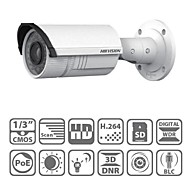 hikvision® ds-2cd2632f-is buiten ip camera 3.0MP dag nacht waterdichte poe