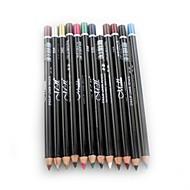 profi 24 órás tartós vízálló színes folyékony szemhéjtus ceruza 12 db