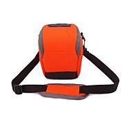 Dengpin® One-Shoulder Camera Bag with Rain Cover for Samsung NX3000 Nxmini NX2000 NX1100 NX1000 NX200 NX100