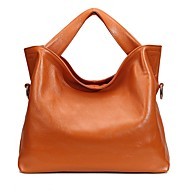 Paste® Women's Classic Simple Genuine Leather Tote Bag (More Colors)