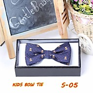 Boys Ties & Bows All Seasons Polyester