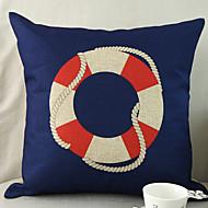 livbälte mönster bomull / linne dekorativa örngott