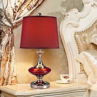 Lampe de table eidehi® tableau style festif fond
