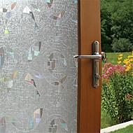 clássico upscale janela filme geométrica - 0,9 × 5 m (2,95 × 16,4 pés)