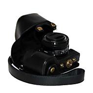 Pajiatu® PU Leather Oil Skin Camera Protective Case Bag Cover for Sony Alpha A6000 A6000L ILCE-6000L NEX-6