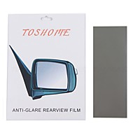 "TOSHOME Anti-glare Film for Inside Rearview Mirrors DIY Series(9.84""*3.93""*1pc)"