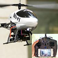 Helicóptero con cámara para iPhone y Android