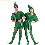 Peter Pan Green Apparel Unisex Halloween Costume