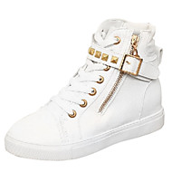 Girls' Shoes Comfort Round Toe Flat Heel Canvas Fashion Sneakers Shoes More Colors available