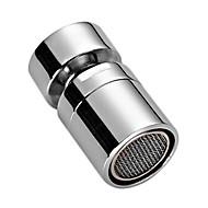 Resumé outlet mund skummende vandbesparende filter dyse (c 21mm inde)