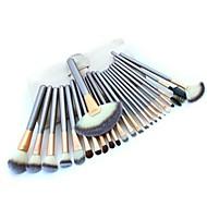 24 Brush Sets Nylon Børste Ansigt / Lip / Øjne Andre