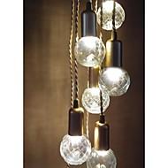 LED Modern Minimalist Pendant Lights Glass MD10888-8