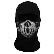 Maske Inspiriert von Cosplay Cosplay Anime Cosplay Accessoires Maske Schwarz Mann / Frau