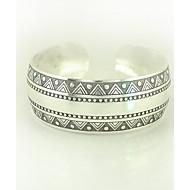 Women's Cuff Bracelet Alloy Non Stone