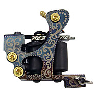 Wire-cutting Cast Iron Coil Tattoo Machine for Liner and Shader