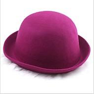 Women Wool Bowler/Cloche Hat , Vintage/Cute Winter
