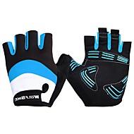 WOLFBIKE® כפפות ספורט/ פעילות לגברים / כל כפפות רכיבה אביב / סתיו / חורף כפפות אופנייםשמור על חום הגוף / נגד החלקה / חסין זעזועים / נושם