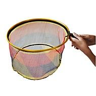 ZheZong ® Quick Dry Colourful Landing Net Without Handle 35cm Z03