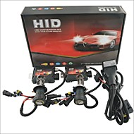Carking ™ 12V 35W H4 H / L 8000K White Light HID-Xenon-Kit