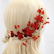 perles d'imitation / mariage Coiffes de mariage d'occasion spéciale
