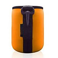 neoprene dengpin® macio câmara protetora bolsa interna saco lente caso para sony QX100 DSC-QX100 (cores sortidas)