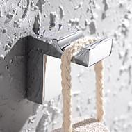 Crochet à Peignoir / Chrome / Fixation Murale /40mm*25mm*40mm /Laiton /Contemporain /40mm 25mm 0.4