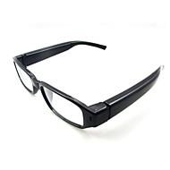 32gb 720p DVR videocámara cámara de vídeo digital grabadora de gafas gafas digitales de la videocámara de la leva de vídeo
