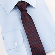 Men Vintage/Party/Work/Casual Neck Tie , Polyester