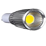 MORSEN GU10 9 W 1 COB 700-750 LM Cool White MR16/PAR Spot Lights/Par Lights AC 85-265 V