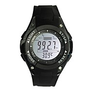 SUNROAD FX702 Portable Fishing Barometer (Black)