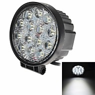 """KAWELL®42W Round 4.5"""" LED for ATV/boat/suv/truck/car/atvs/fishing/Deck Driving light Off Road Led Spot Work Light"""