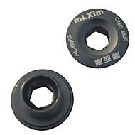 Mixim 18mm aluminium legering titanium mountainbike crankstel crank schroef
