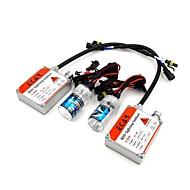 ECAR Quality E3035 H1 12V 35W HID Xenon Lamp Conversion Kit Set