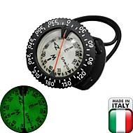 ezdive dykning kompas, teknik dykning håndled kompas, lavet i Italien