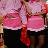 Restaurant Uniforms Short Waist Apron(more color)