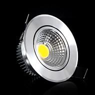 5W Stropní světla / Panel Zápustná 5 COB 400-500 lm Chladná bílá AC 85-265 V