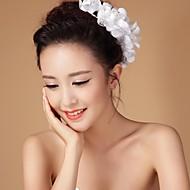 Peigne Casque Mariage/Casual Tulle/Imitation de perle Femme Mariage/Casual