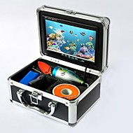 "New7"" TFT LCD Video Camera System Fish Finder HD 700TV Lines Underwater Camera-15M"