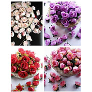 """Wedding Flowers Free-form Roses Decorations Wedding / Party/ Evening Silk 1.18""""(Approx.3cm)"""